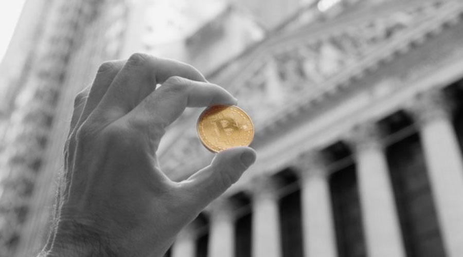 华尔街周二进行了价值5.72亿美元的比特币期货交易