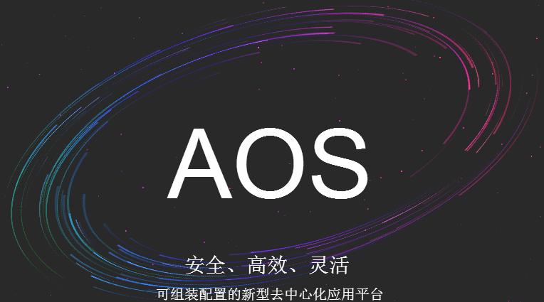 AOS:过硬的技术+强大的实力=投资的最佳选择
