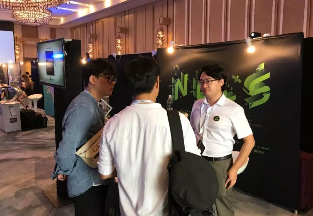 惊艳亮相∣NULS受邀参加2018香港WBM (World Blockchain Marvels) 大会