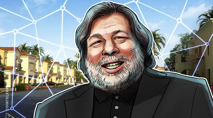 苹果公司联合创始人Steve Wozniak将首次涉足区块链项目