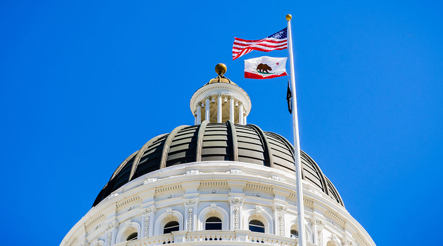 加利福尼亚州允许使用加密货币进行政治捐赠