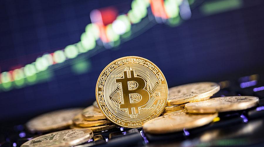 比特币市场占有率在2018年首次达到50%