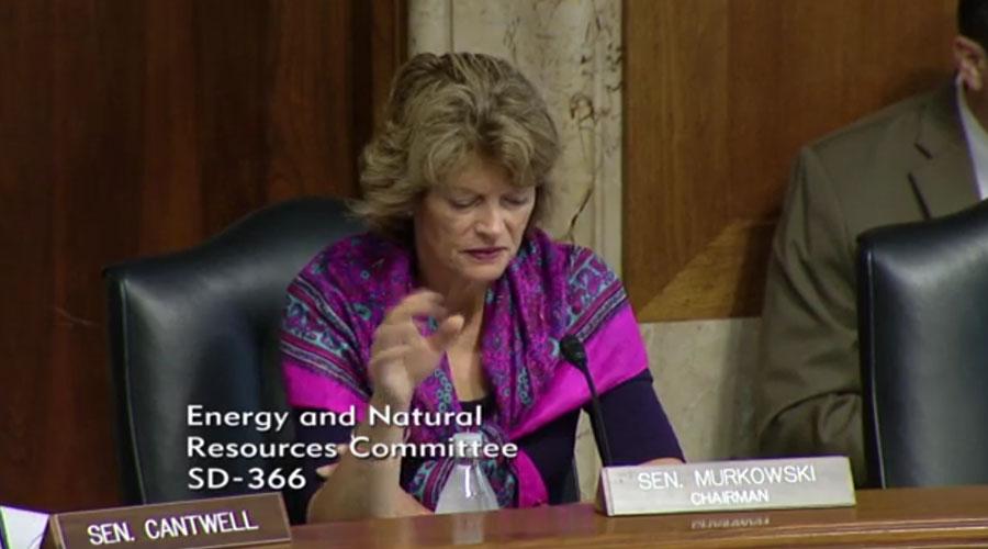 美参议员表达了对加密矿场的忧虑,提议政府运用区块链技术