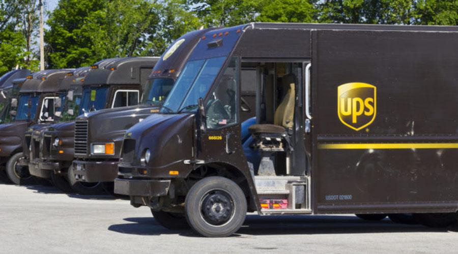 110年老牌公司UPS着眼区块链简化物流运输过程