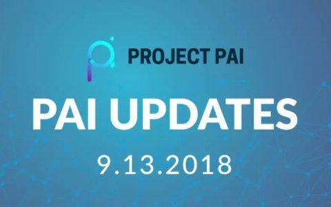 9月13日PAI更新