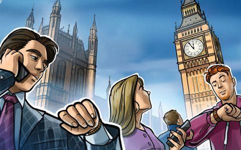 英国政府面临加密货币熊市对区块链的影响