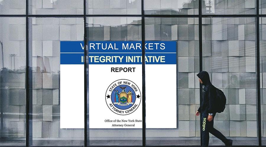 纽约虚拟市场诚信倡议引出8个令人惊讶的发现