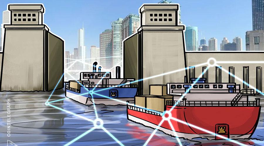 美国科技公司为中国主要港口提供区块链供应链解决方案