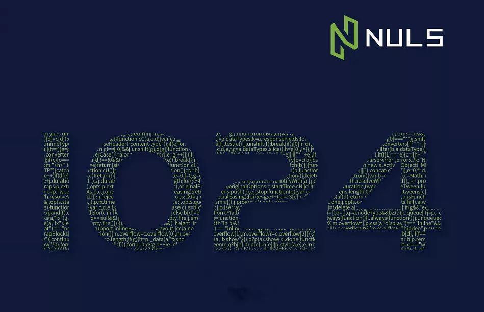 全球化开源社区是NULS最重要的拼图