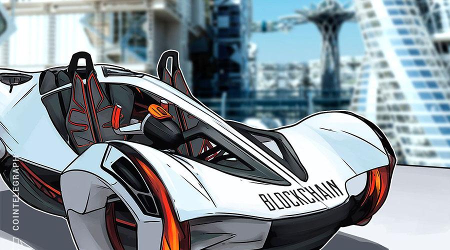 宝马公司将在汽车技术锦标赛中举办车辆区块链应用比赛