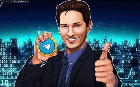 Telegram将于今年秋天推出区块链平台TON测试版本