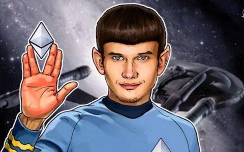 星际迷航的William Shatner发推文支持Vitalik Buterin