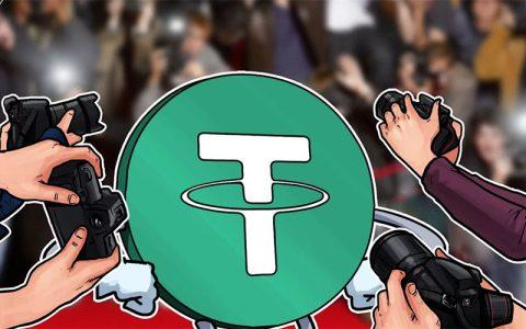 Tether重启法币直接赎回 Bitfinex新增Tether-法币交易对