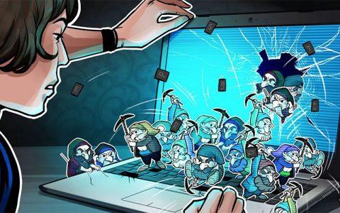 恶意挖掘软件在僵尸网络中越来越受欢迎