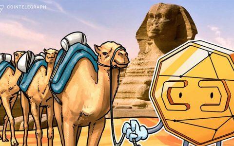 """埃及中央银行围绕数字货币进行""""可行性研究"""""""