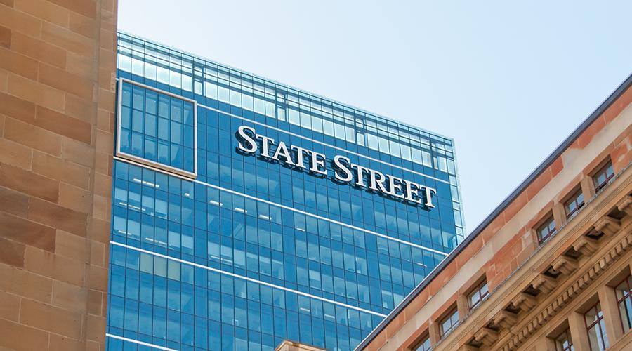 State Street负责人表示正等待客户转向加密货币领域