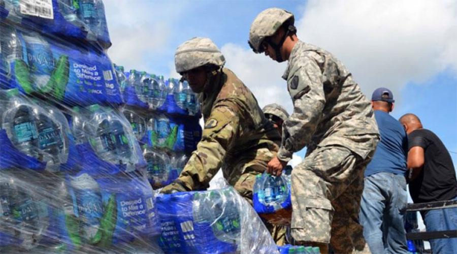美国国防部表示区块链可用于灾难救援