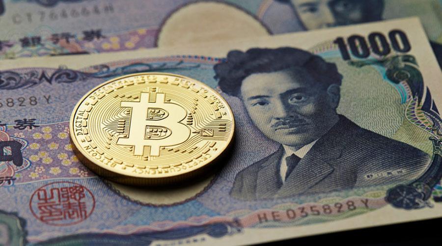 在比特币交易中日元交易对超过美元