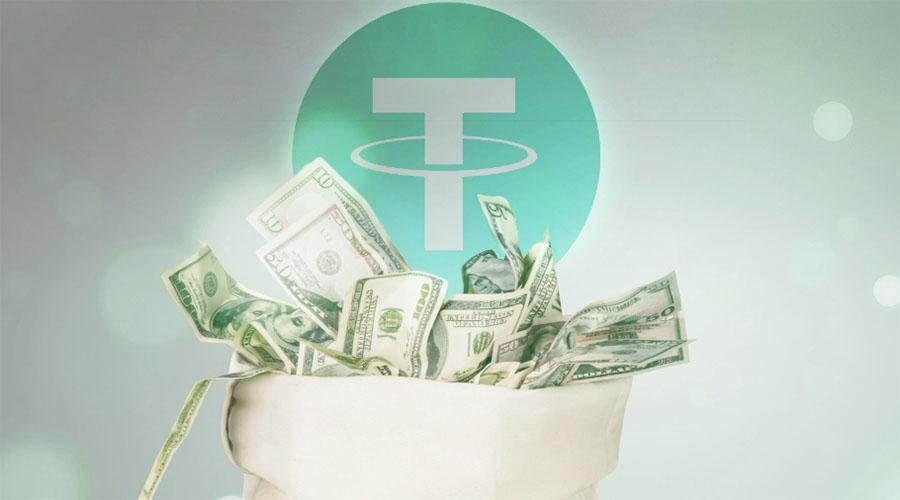Bloomberg为Tether的美元储备提供担保