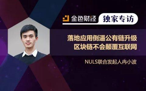 NULS项目2018年3月上半月进度简报