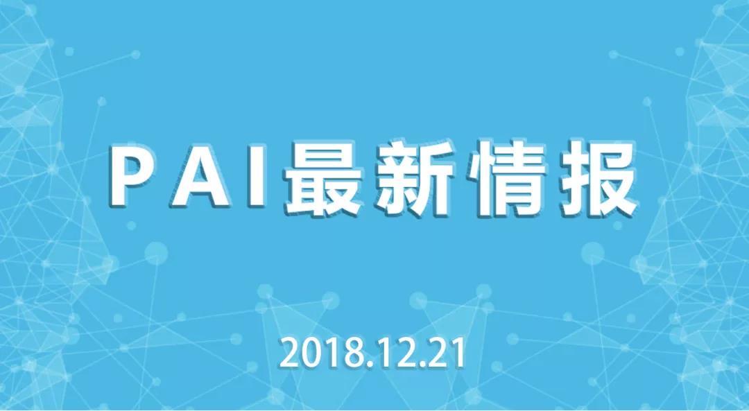 """2月21日PAI周报"""""""