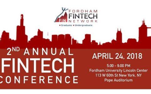 韩锋博士将在年度第二次FinTech大会上演讲