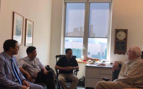 麻省理工举办了一场关于亦来云应用的研讨会