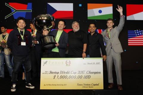 创业界的世界杯SWC总决赛周五举行,中国军团挺 进决赛