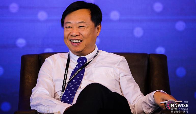 亦来云联合创始人韩锋:智能经济与区块链