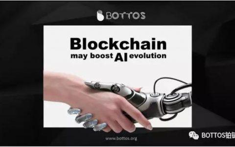 铂链CEO 宋欣在斯坦福区块链峰会关于Bottos 人工智能新生态的演讲
