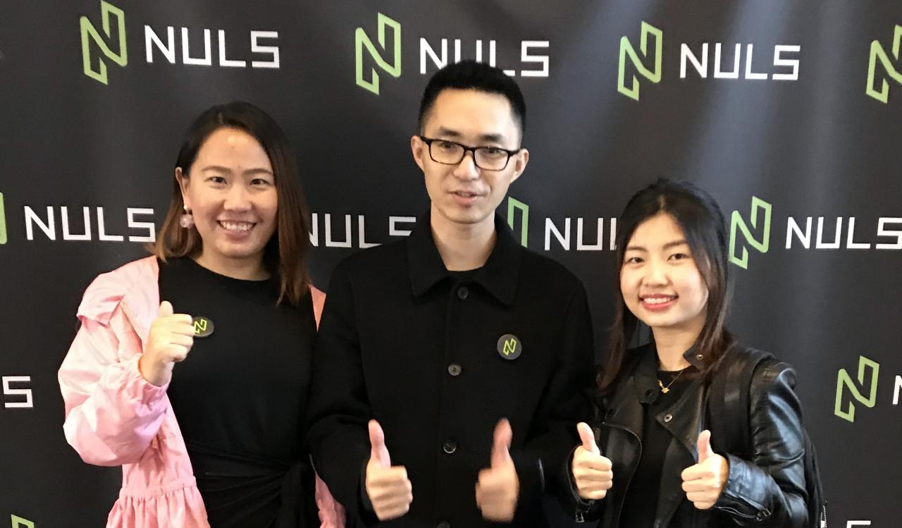 NULS社区纽约见面会成功举行,核心代码贡献者第一次公开演讲
