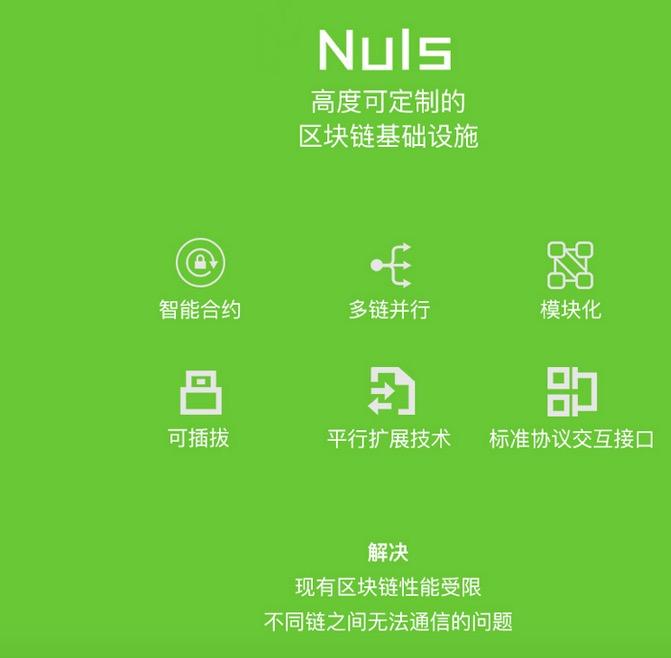 我是Nuls,我来自世界
