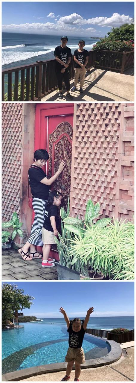SAFE最美家庭巴厘岛豪华游开启  随手一拍都是ins大片