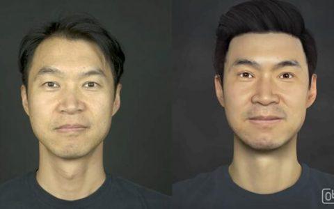 全球首个由ObEN打造的个性化人工智能艺术礼宾亮相上海K11