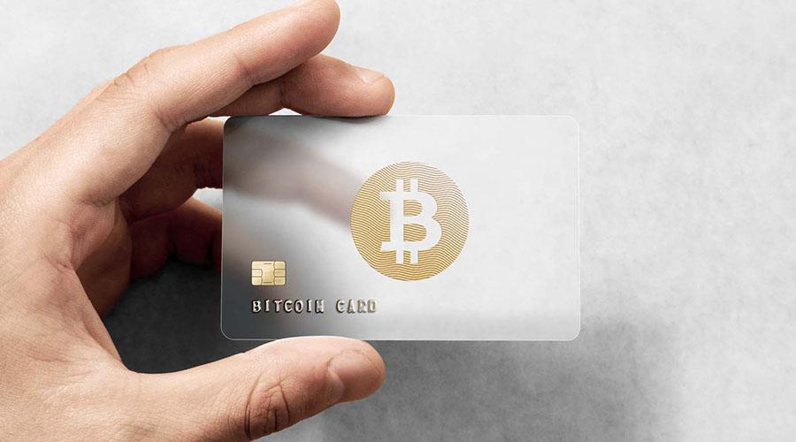 全球范围内可使用的8张加密货币借记卡
