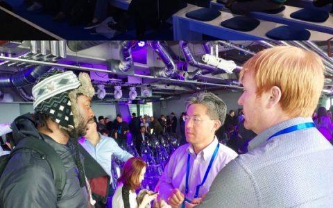 亦来云亮相2018物联网技术博览会