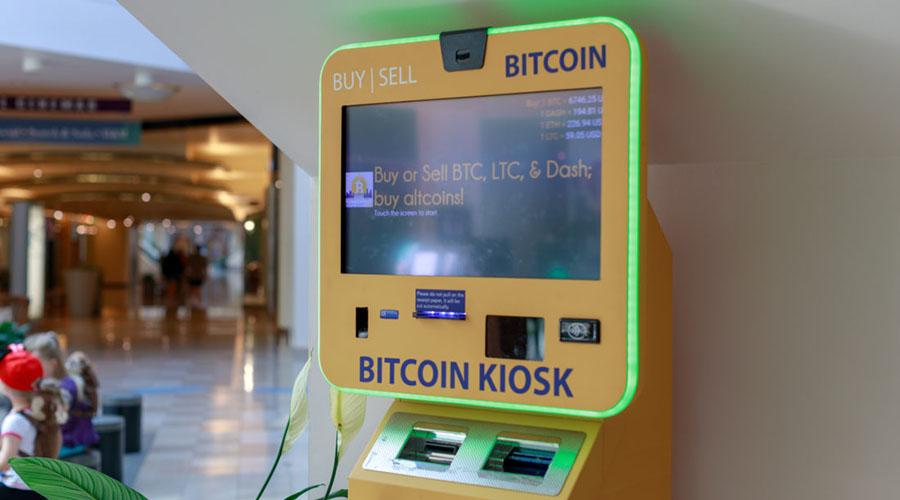芝加哥成为比特币ATM热点城市