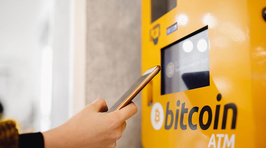 比特币ATM机快速蔓延到美国各城市