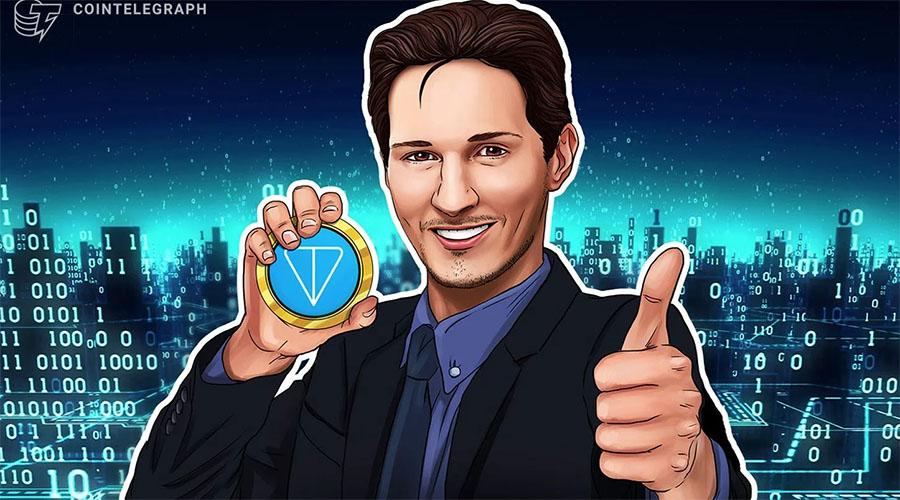 Telegram计划于3月推出区块链平台