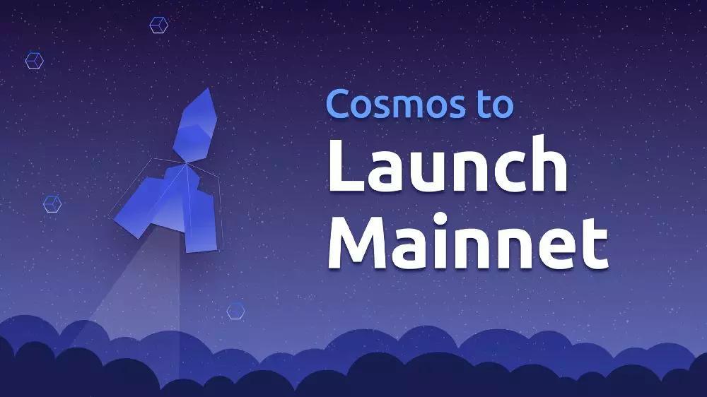 通告 | Cosmos Hub 主网启动前言