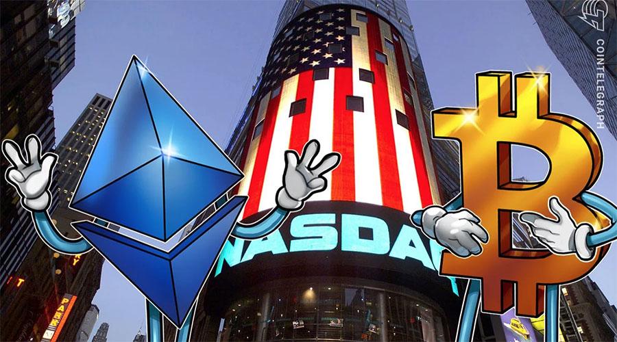 纳斯达克整合Brave New Coin比特币和以太币价格指数