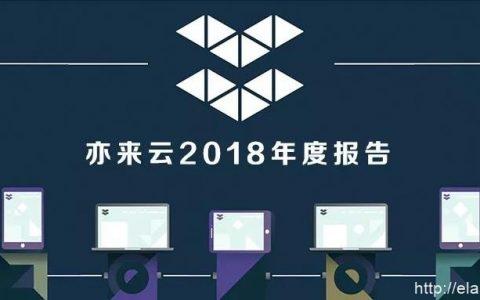 【年报】亦来云2018年度报告