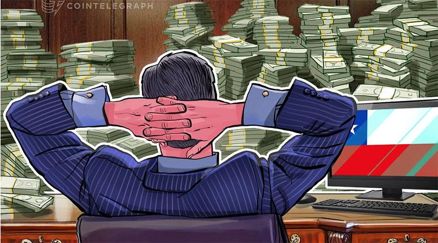 智利中央银行:加密货币无法替代法币