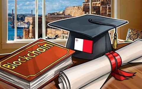 马耳他将使用区块链存储教育证书