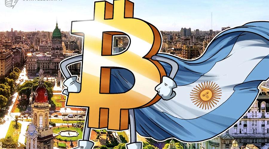 阿根廷使用比特币与巴拉圭达成出口协议