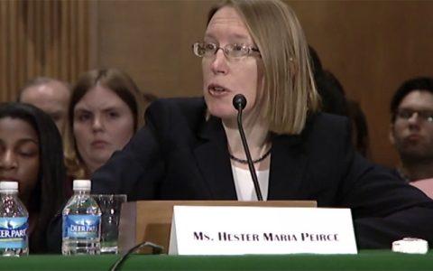 SEC委员Peirce确认将推出加密代币指南