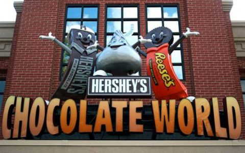 好时巧克力公司加入区块链广告联盟