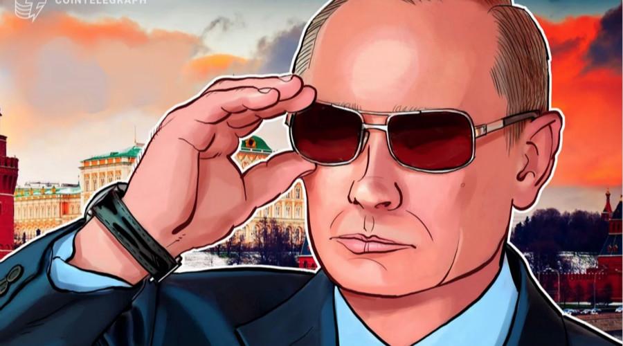 俄总统普京命令政府在2019年7月之前通过加密货币监管法规