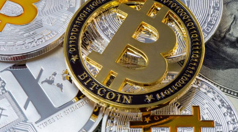 比特币占总加密货币市场份额回落至50%
