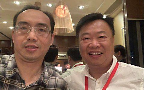 亦来云联合创始人韩锋与周硕基的香港之约